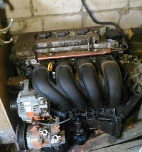 Двигатель 1zzfe в разбор
