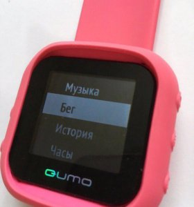 Плеер QUMO Sportwatch 4gb