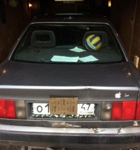 Крышка багажника Audi c4