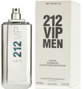 "Тестер edp, Carolina Herrera ""212 VIP Men"", 100 ml"