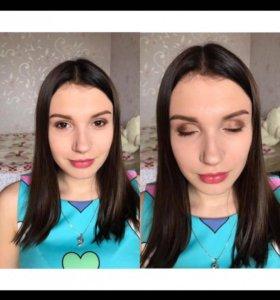 Модели на макияж 💄