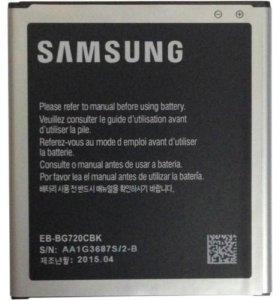 Samsung Galaxy Grand III G7200 EB-BG720CBK Аккумулятор