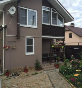 Дом, 100 м²