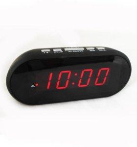 VST-712-1 Электронные сетевые часы