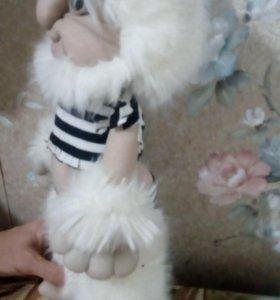 Кукла Снежок