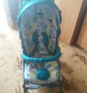 Коляска Happi Baby  прогулка