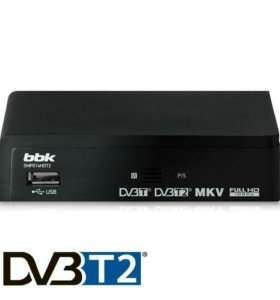 BBK Цифровой телевизионный ресивер SMP014HDT2
