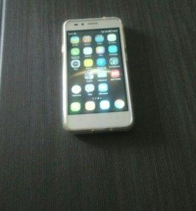Смартфон huawei Y3 II gold 4g