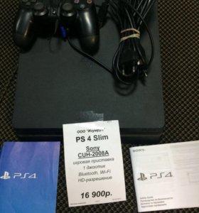 Игровая консоль PS4 slim