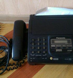 Факс-телефон б/у Panasonic FX-680