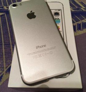 iPhone 5s 16gb в корпусе iPhone 7