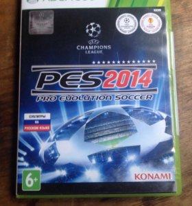 Pes 2014 на Xbox 360