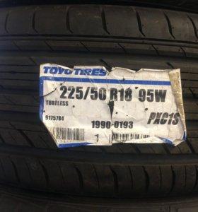 Toyo c1s 225/50/18
