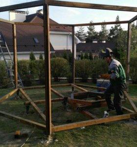 Ремонтные и строительные работы. Гарантия год!