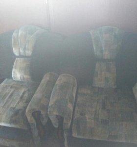 Продам кресло кровати по 400р за штуку. Самовывоз