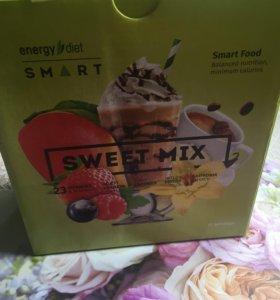 Коктейль для похудения smart diet