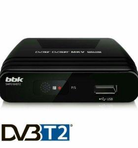 BBK цифровой телевизионный ресивер SMP016HDT2