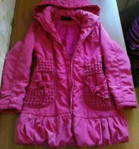 Куртка-плащ детский