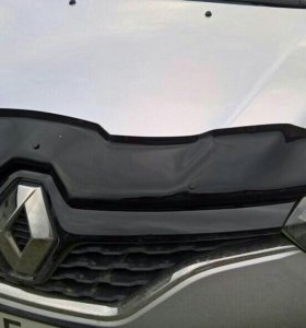 Renault Kaptur дефлектор капота