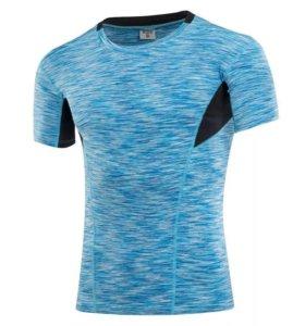 Новая спортивная мужская футболка