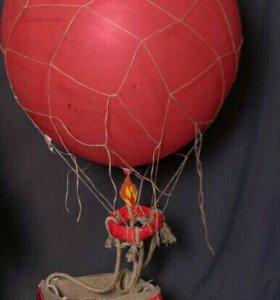 Декор для фото корзина для воздушного шара