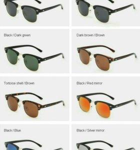 Солнцезащитные поляризованные очки Dollger унисекс