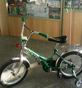 4-х колесный велосипед, 5-7лет
