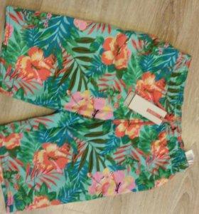 Новые шорты бриджи