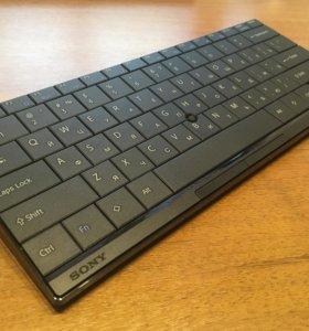 Беспроводная Bluetooth клавиатура Sony cech-ZKB1RU