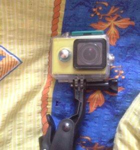Экшн камера ксиоми