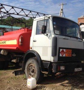Автоцистерна Бензовоз маз-5337-045-ац-5641