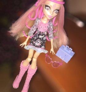 Кукла монстр хай Вайперин «страх камера мотор»