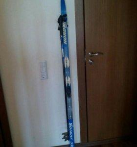 Лыжи беговые ( + палки )