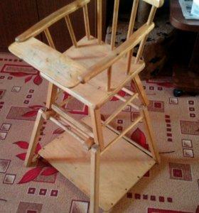 Детский столик-стульчик