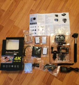 Экшен камера 🎥 4к