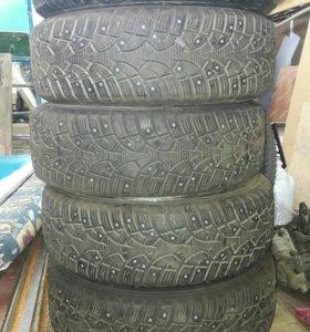 Комплект зимних колёс 195/65 R15