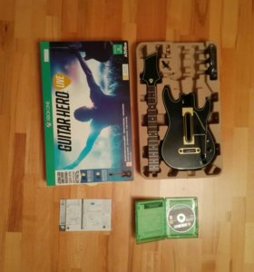 Guitar Hero Live Bundle Xbox One