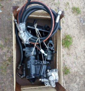 Гидроусилитель на уаз с BMW 5