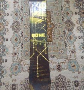 Сноуборд bone