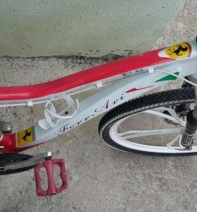 "Велосипед ""Ferrari"""