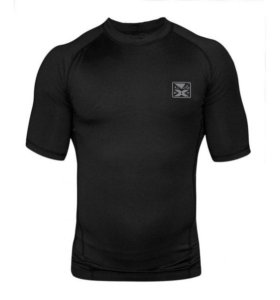 Bad Boy X-Fit Performance Apparel S/S Top Black.