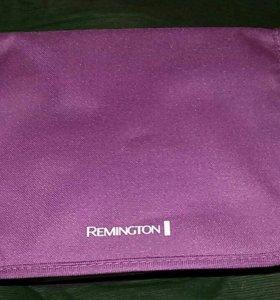 Новый стайлер для волос remington. Фен-щетка.