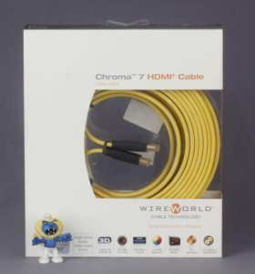 HDMI Wireworld Chroma 7 5m