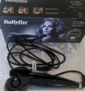 Плойка автоматическая для волос Babyliss