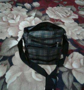 Школьная сумка новая купили 1050р продам за 500р