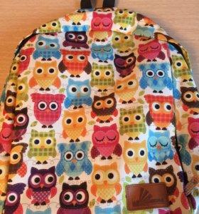 Обсалютно новый рюкзак