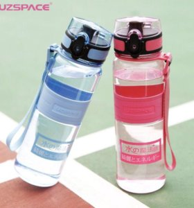 ЭКО-Бутылка для воды Uzspace Magic ion ( 500 мл )