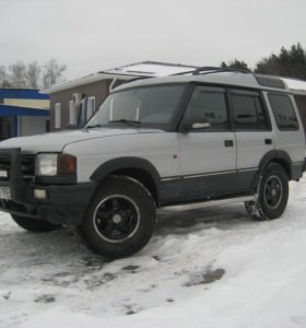 Land Rover Discavery 1