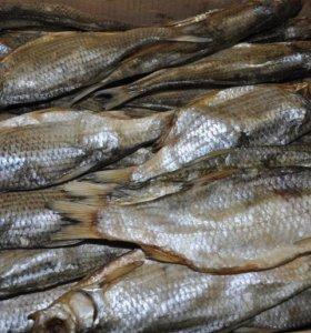 Вяленая рыбка