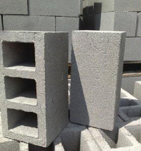 Блоки бетонные от производителя